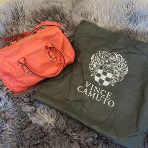 Vince Camuto Leather Handbag